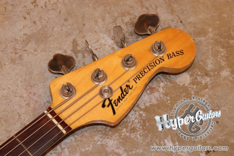 Fender '74 Precision Bass