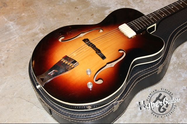 Gretsch '59 #6186 Clipper