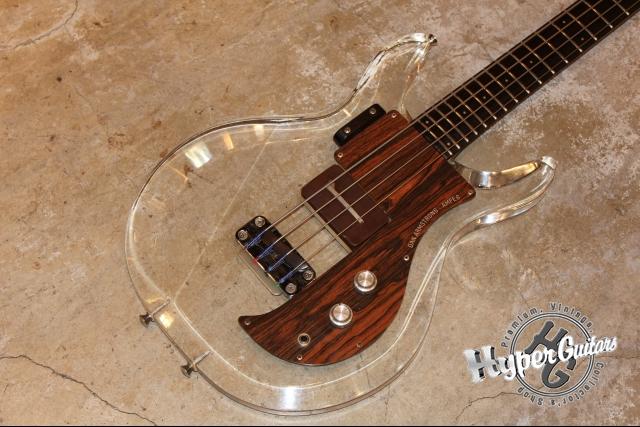 Ampeg '70 Dan Armstrong Lucite Bass