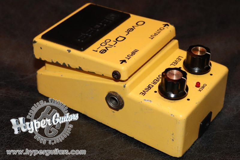 Boss '80 OD-1