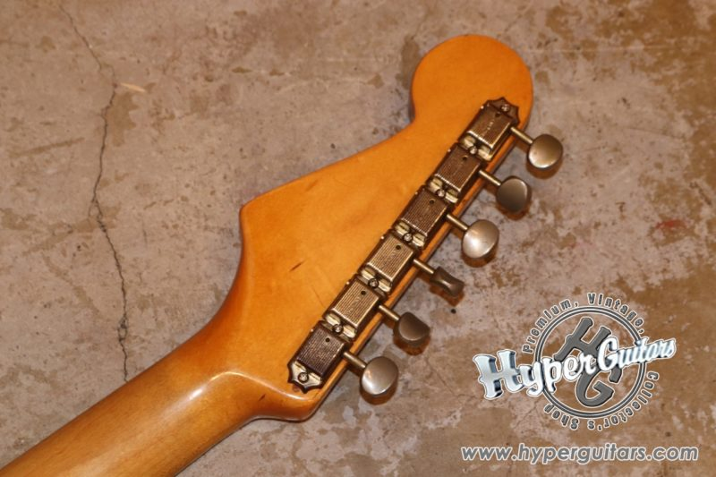 Fender '63 Stratocaster Hard-tail
