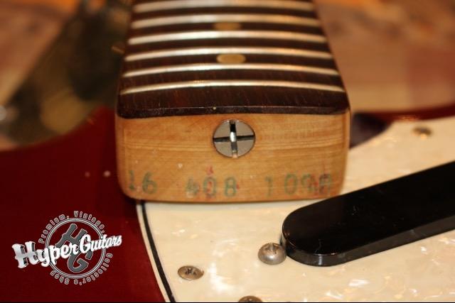 Fender '69 Mustang