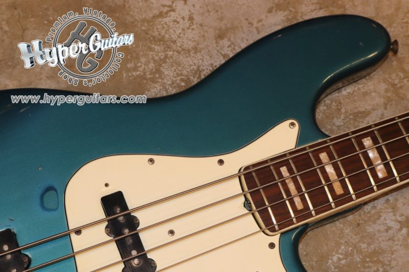 Fender '69 Jazz Bass