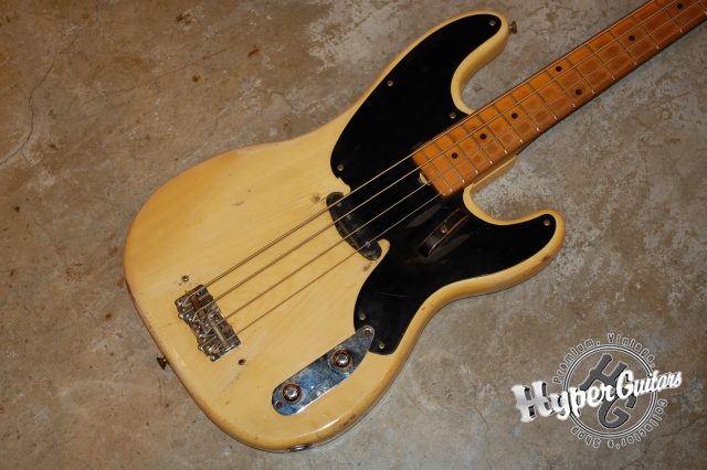 Fender '54 Precision Bass