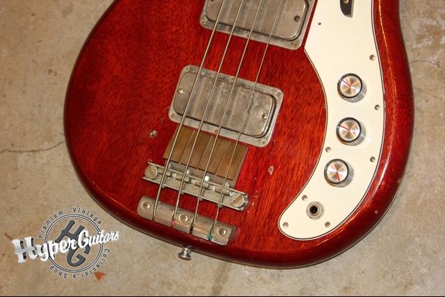 Epiphone '66 Embassy Deluxe