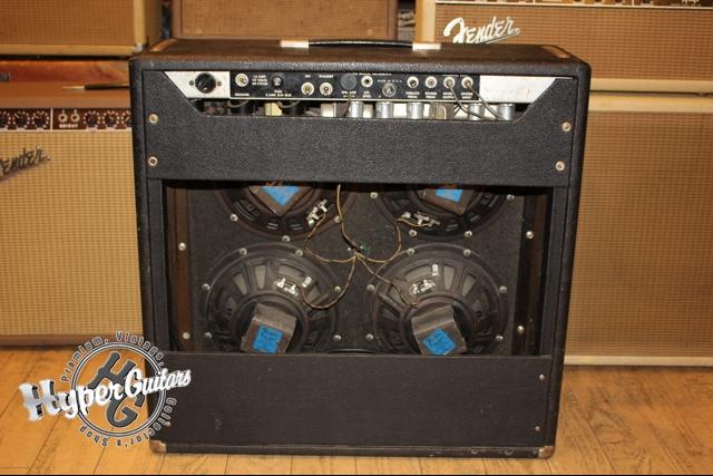 Fender '67 Super Reverb-Amp