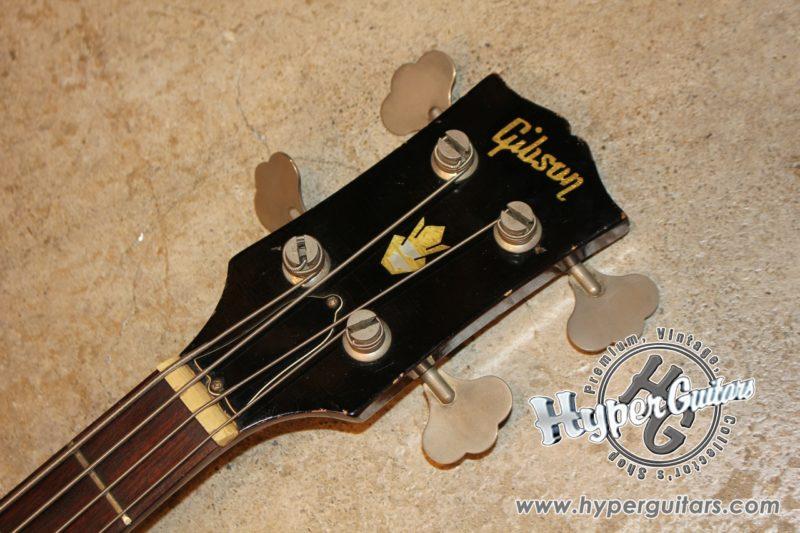 Gibson '67 EB-0 Conversion