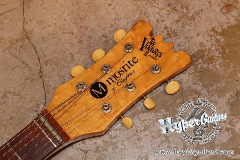 Mosrite '66 The Ventures II Model