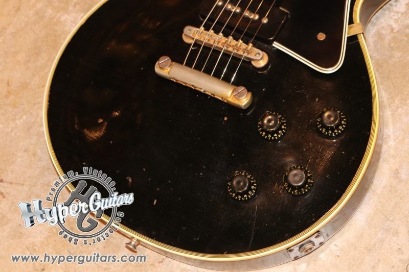 Gibson '55 Les Paul Custom