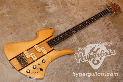 B.C.Rich '79 Mockingbird Bass