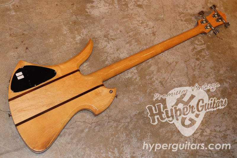 B.C.Rich '79 Mockingbird Bass