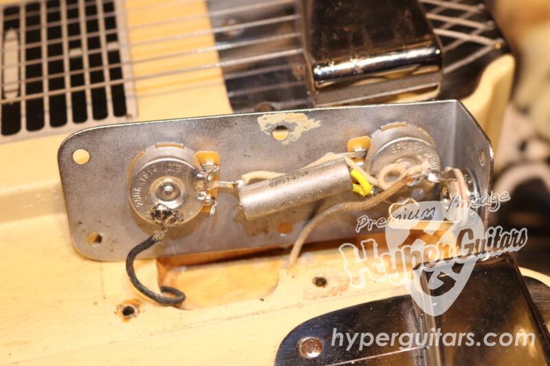 Fender '54 Dual Eight Steel