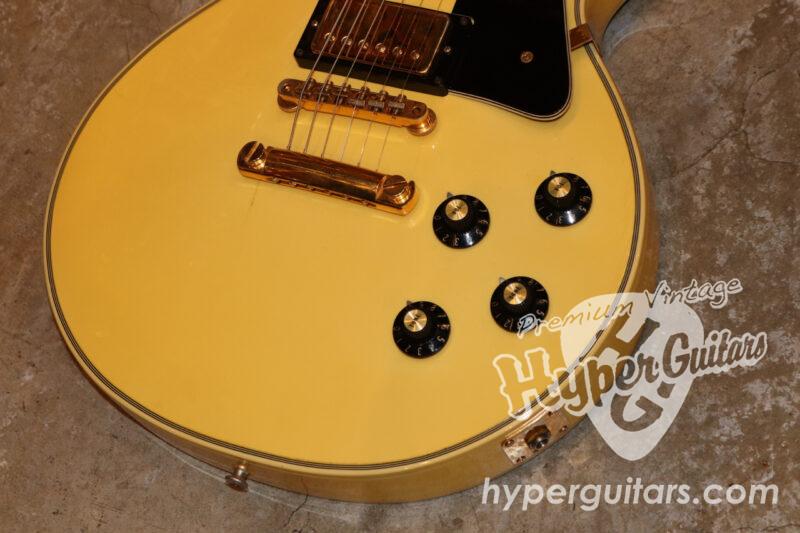 Gibson '74 Les Paul Custom