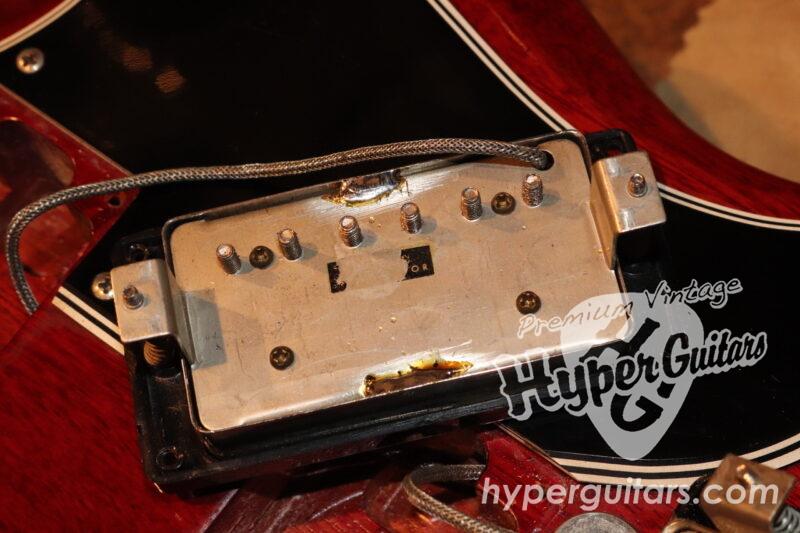 Gibson '62 Les Paul SG Standard