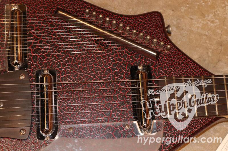 Jerry Jones 90's Electric Sitar