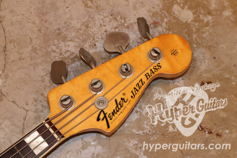 Fender '74 Jazz Bass