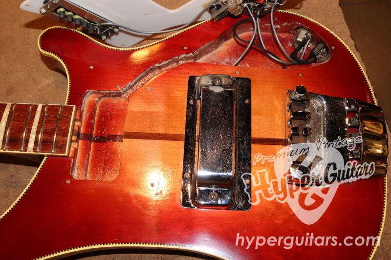 Rickenbacker '72 #4001