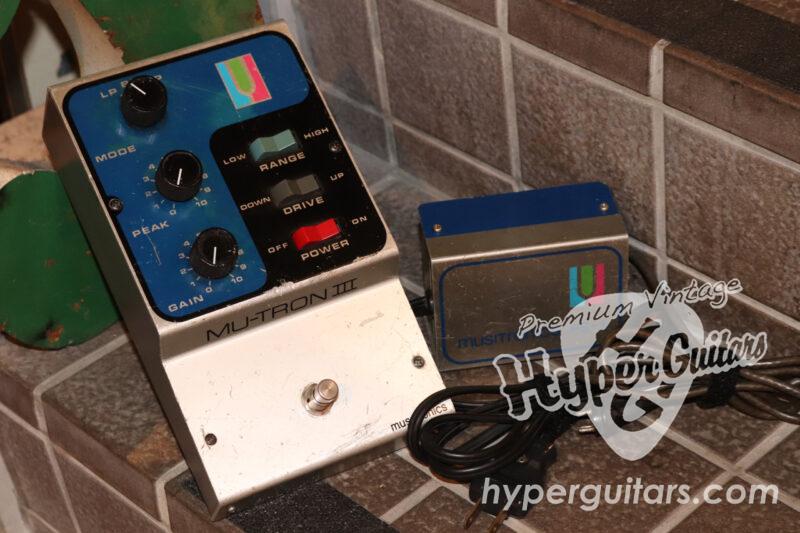 Musitronics 70's Mu-Tron III & PS-1