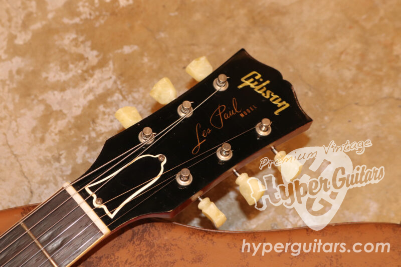 Gibson '52 Les Paul Conversion -Re-finished by Tom Murphy-