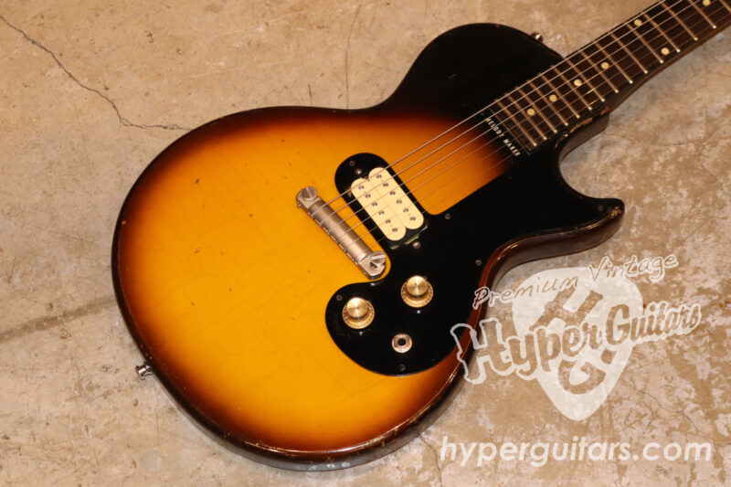 Gibson '61 Melody Maker Conversion